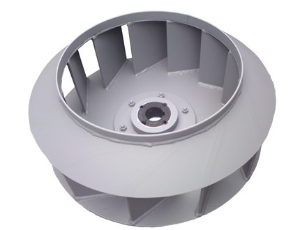 Cda Backward Curved Impeller