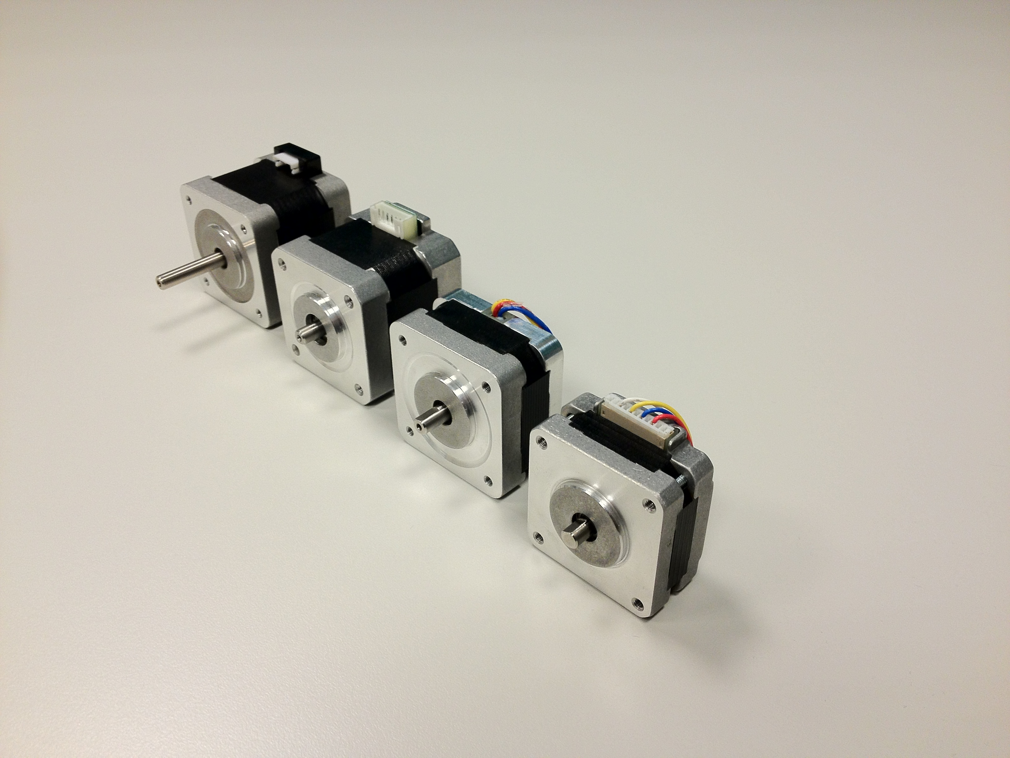Cda fulling range of 3 phase stepper motors for 3 phase stepper motor