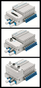 FTO0235 - Festo VTUG pneumatic valve terminal with electrical connections